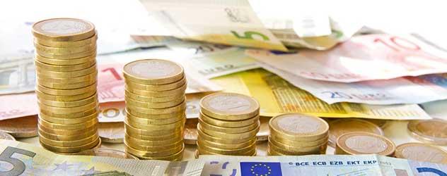 la moneda admisible en un pagare